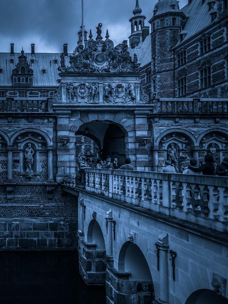 丹麦腓特烈堡城堡,历史的浓缩_图1-5