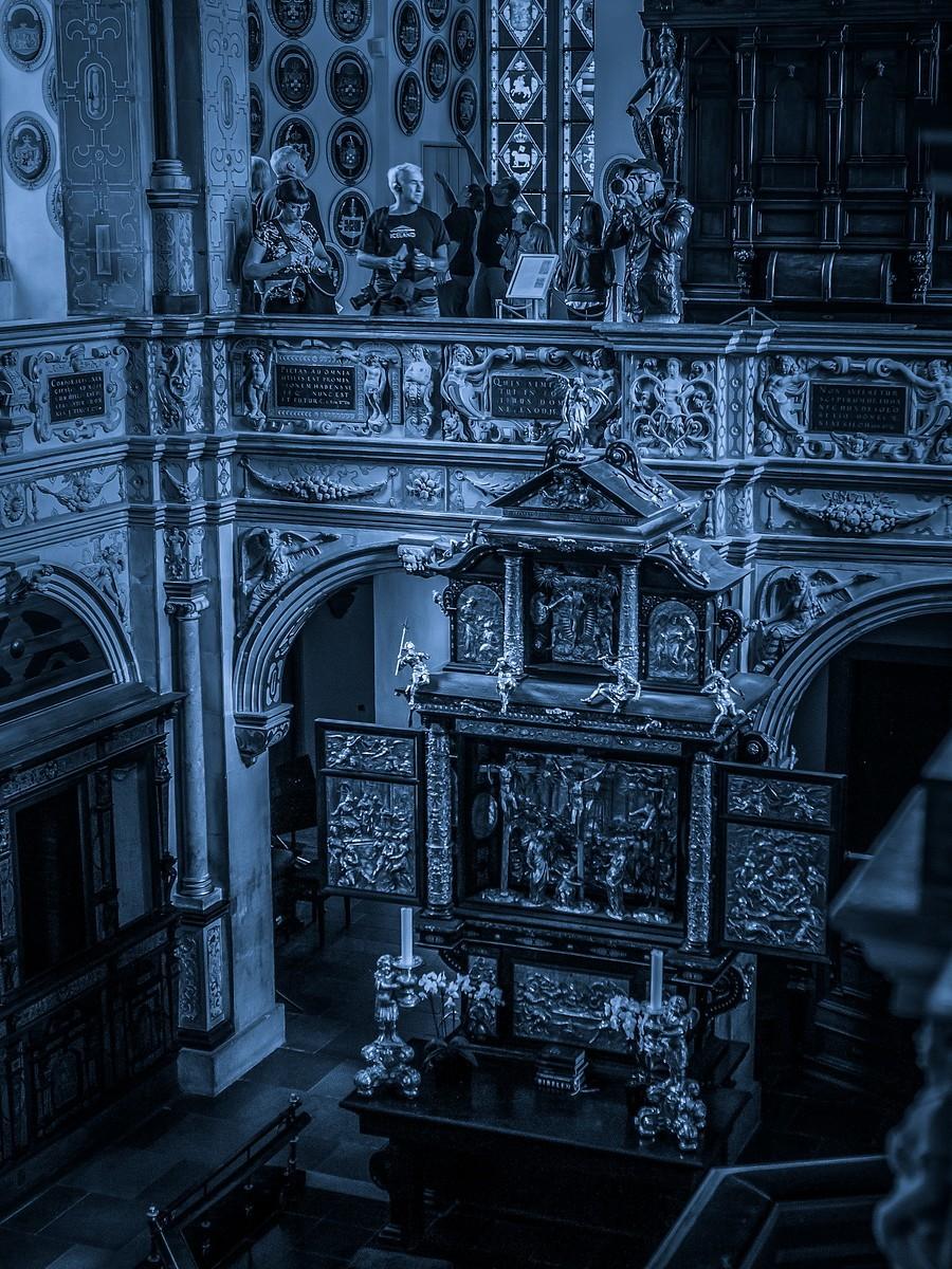丹麦腓特烈堡城堡,历史的浓缩_图1-4