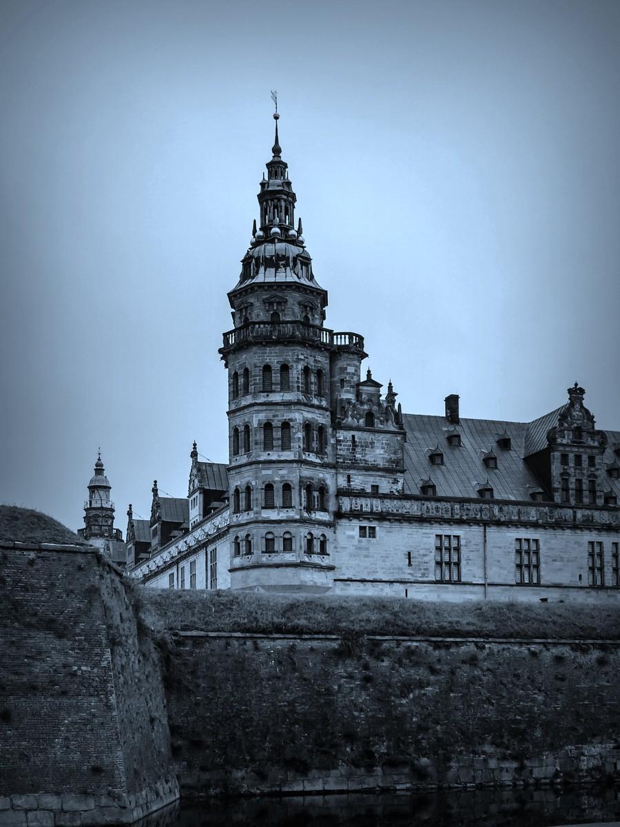丹麦腓特烈堡城堡,历史的浓缩_图1-8