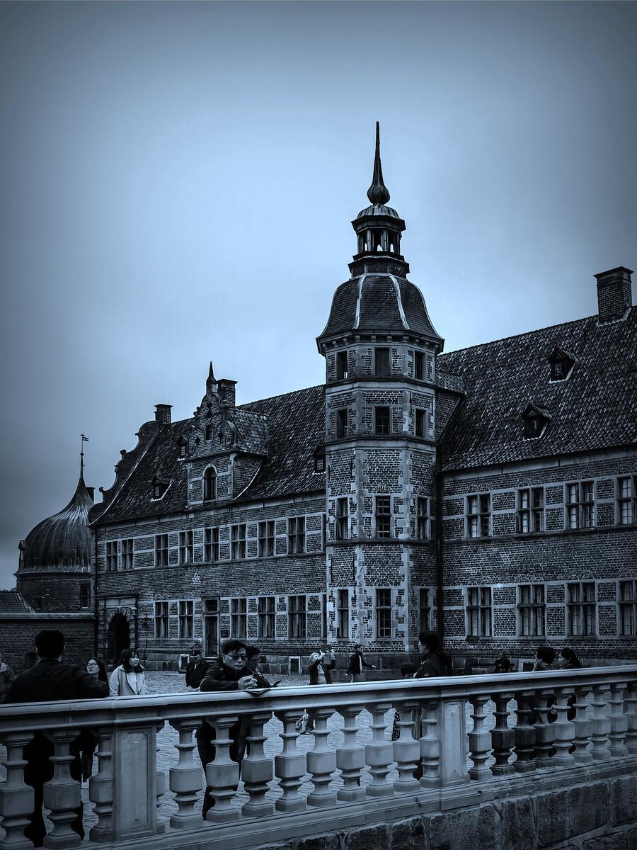 丹麦腓特烈堡城堡,历史的浓缩_图1-11