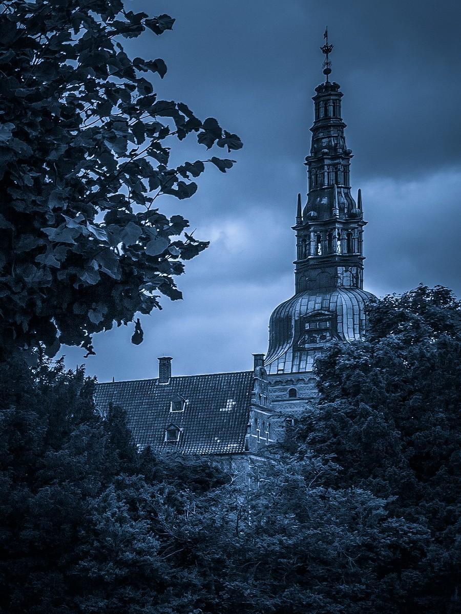 丹麦腓特烈堡城堡,历史的浓缩_图1-10