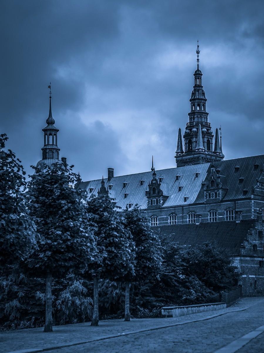 丹麦腓特烈堡城堡,历史的浓缩_图1-9