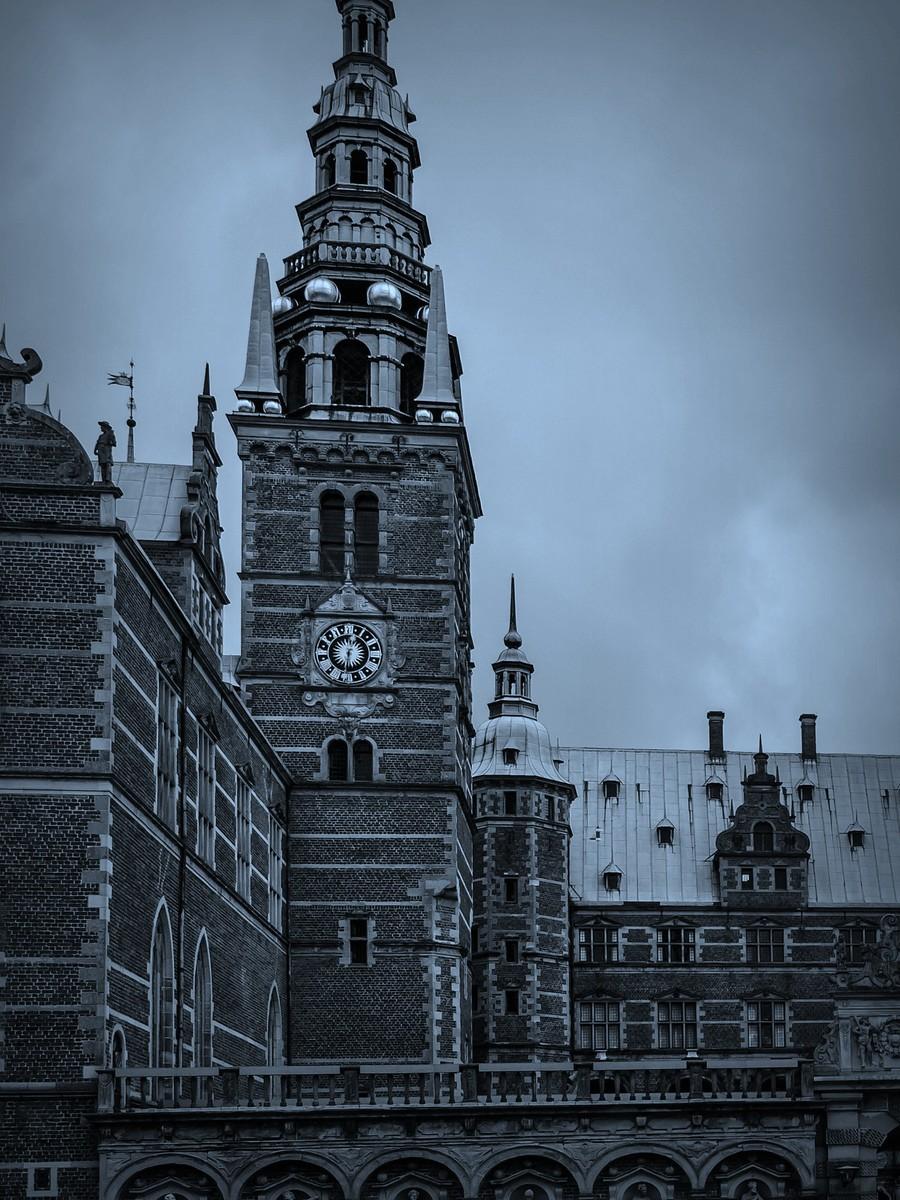 丹麦腓特烈堡城堡,历史的浓缩_图1-13