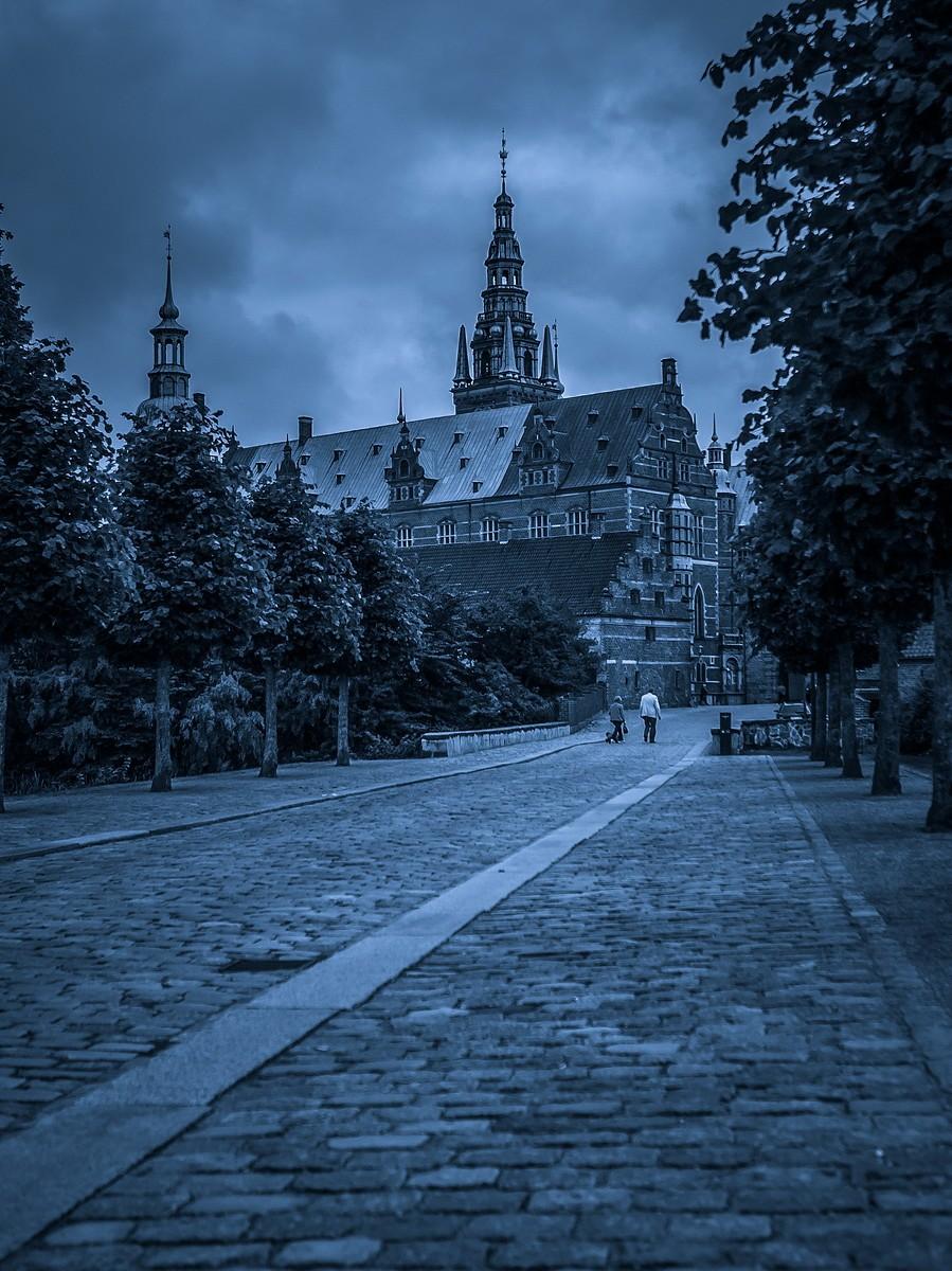 丹麦腓特烈堡城堡,历史的浓缩_图1-14