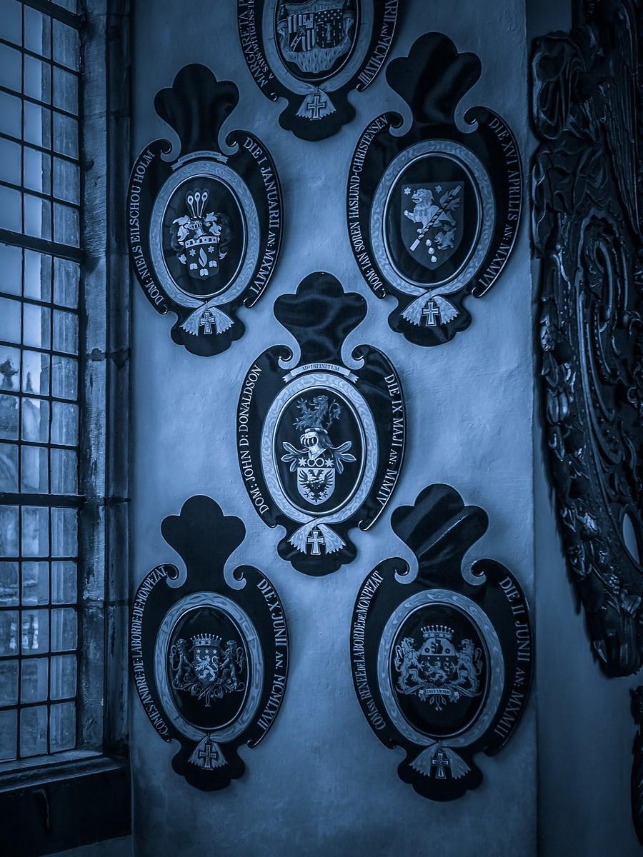 丹麦腓特烈堡城堡,历史的浓缩_图1-20