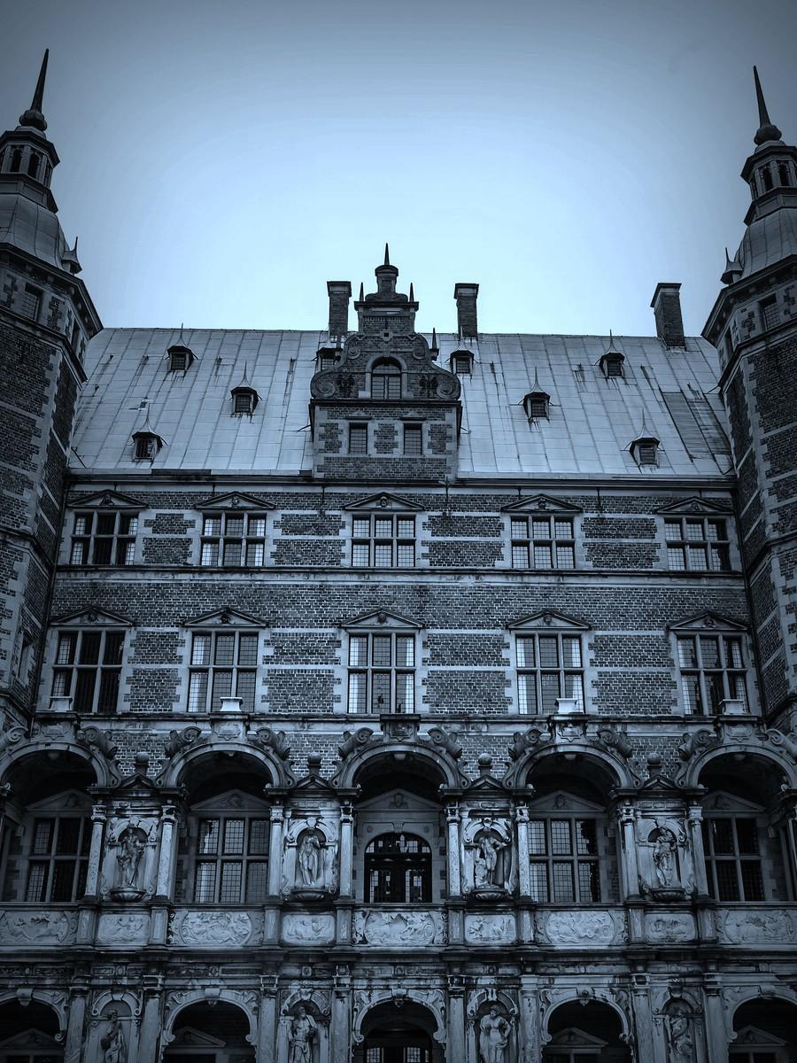 丹麦腓特烈堡城堡,历史的浓缩_图1-18