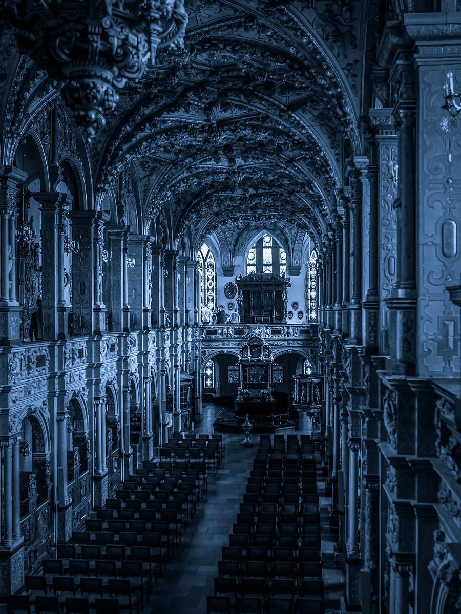 丹麦腓特烈堡城堡,历史的浓缩_图1-23