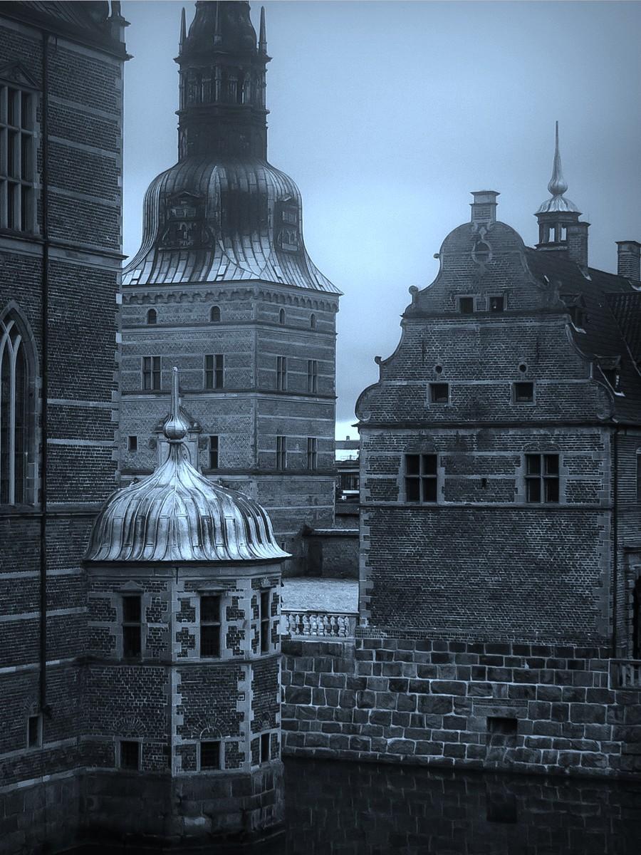 丹麦腓特烈堡城堡,历史的浓缩_图1-22