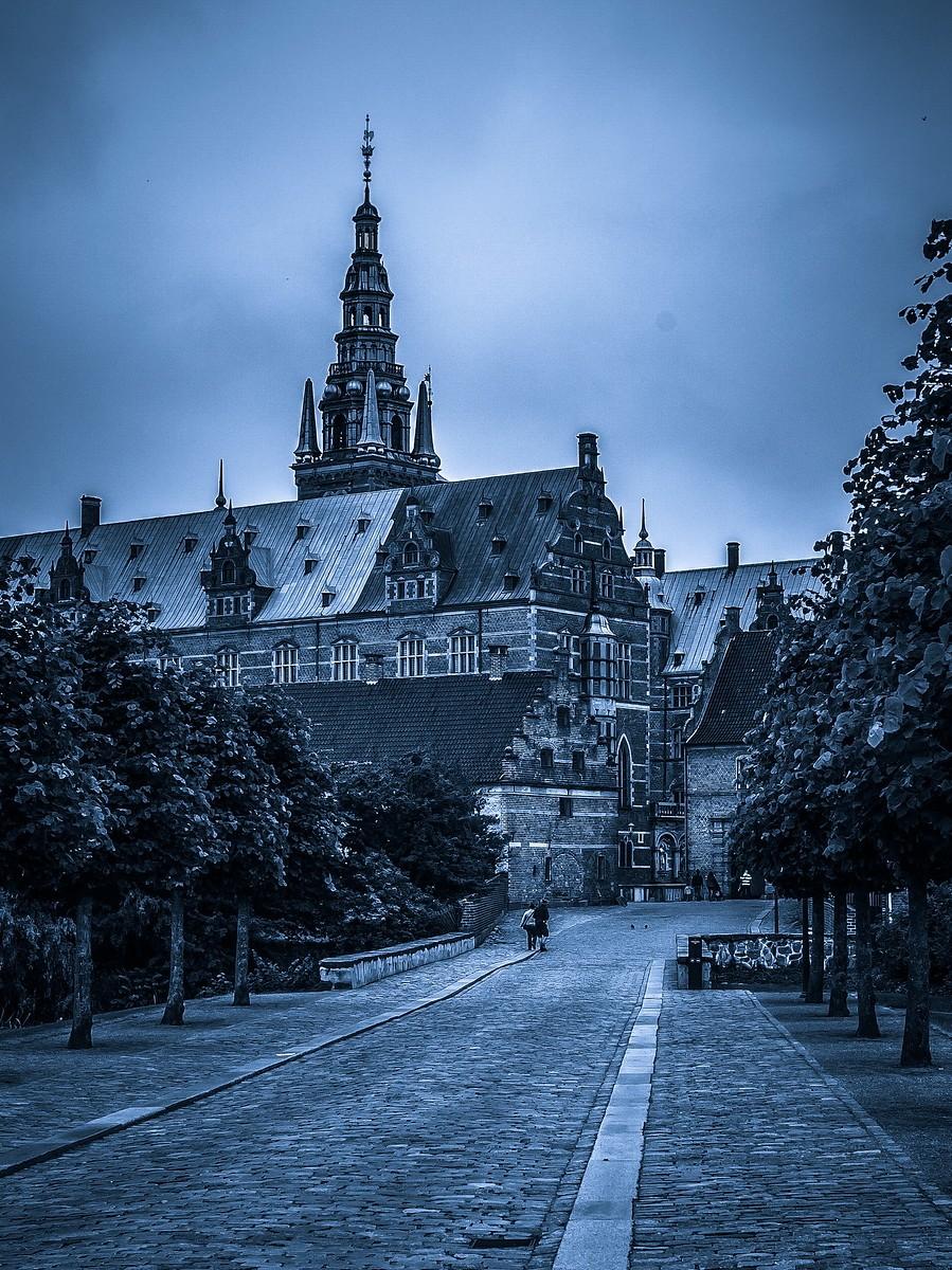 丹麦腓特烈堡城堡,历史的浓缩_图1-25