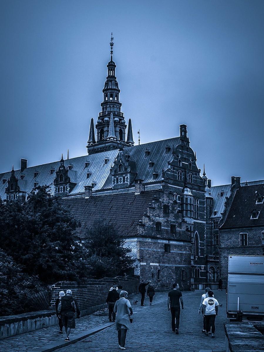 丹麦腓特烈堡城堡,历史的浓缩_图1-27