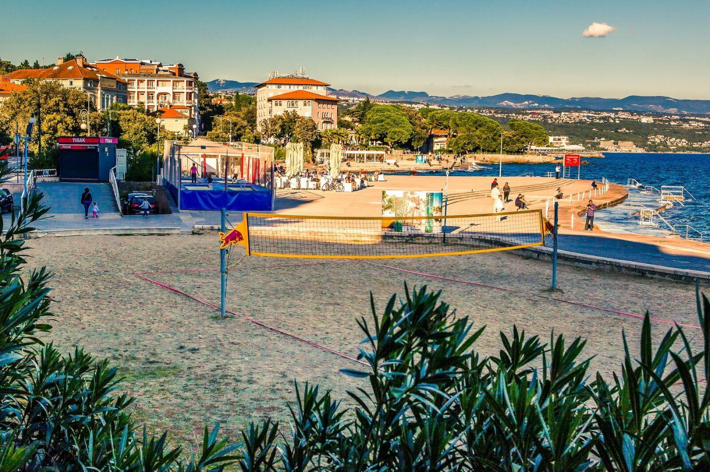 克罗地亚奥帕蒂亚(Opatija),洒满阳光的海滨城市_图1-6