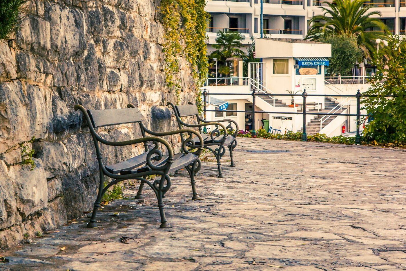 克罗地亚奥帕蒂亚(Opatija),洒满阳光的海滨城市_图1-3