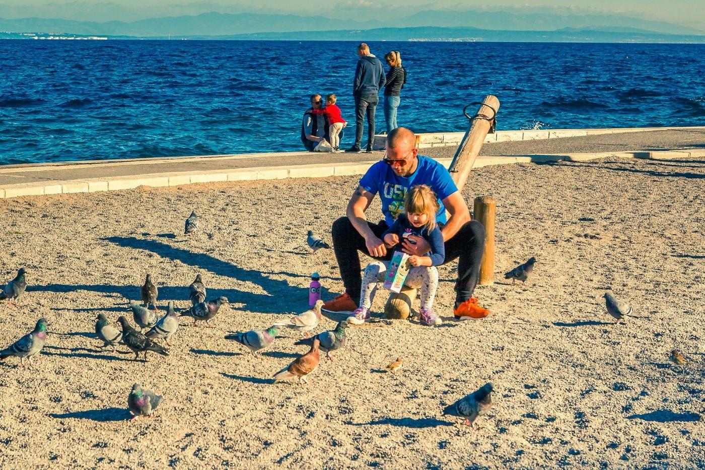 克罗地亚奥帕蒂亚(Opatija),洒满阳光的海滨城市_图1-1