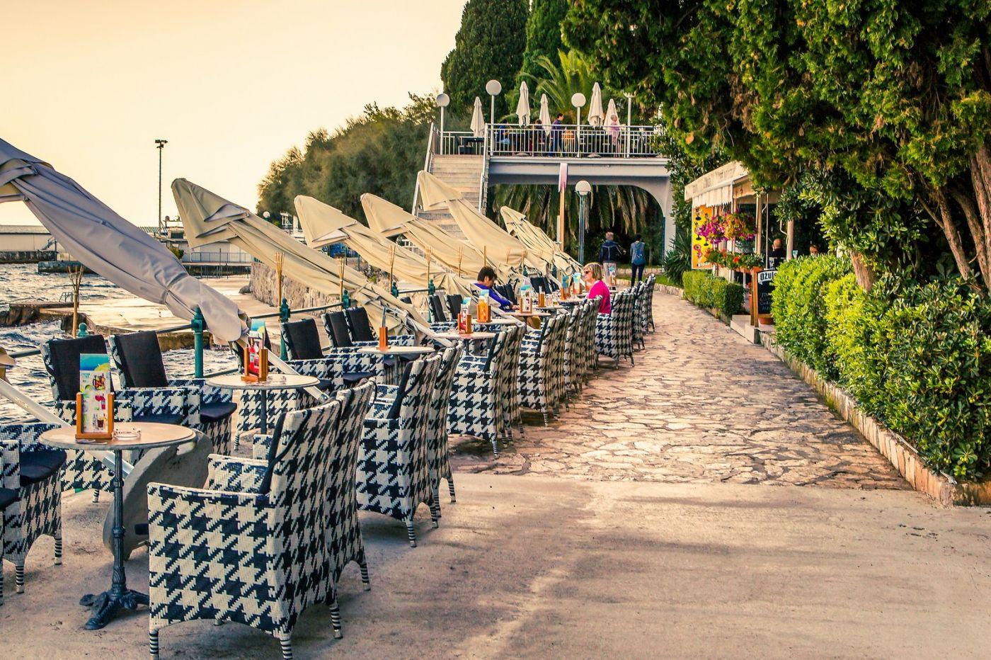 克罗地亚奥帕蒂亚(Opatija),洒满阳光的海滨城市_图1-10