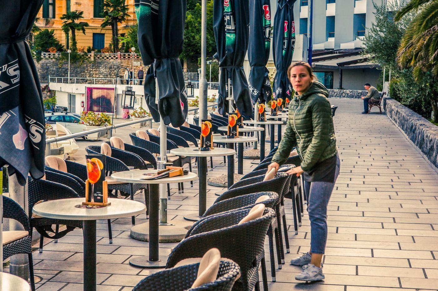 克罗地亚奥帕蒂亚(Opatija),洒满阳光的海滨城市_图1-16
