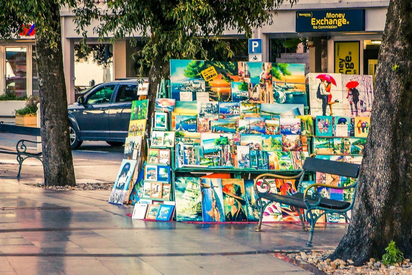 克罗地亚奥帕蒂亚(Opatija),洒满阳光的海滨城市_图1-15