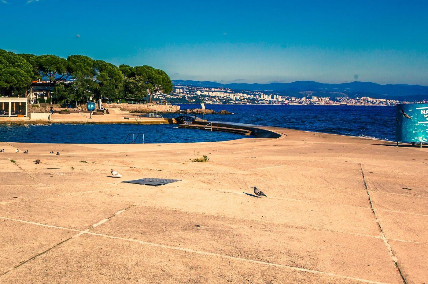 克罗地亚奥帕蒂亚(Opatija),洒满阳光的海滨城市_图1-14