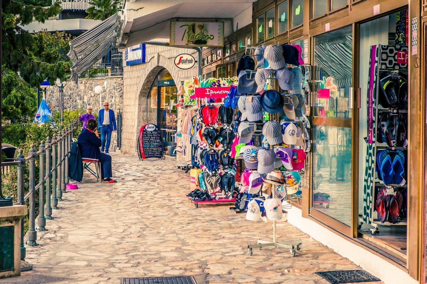 克罗地亚奥帕蒂亚(Opatija),洒满阳光的海滨城市_图1-13