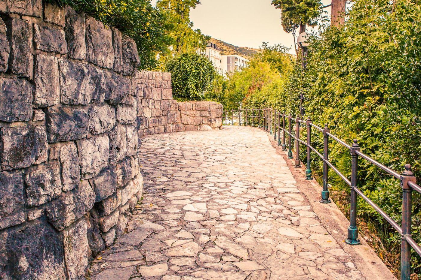 克罗地亚奥帕蒂亚(Opatija),洒满阳光的海滨城市_图1-17