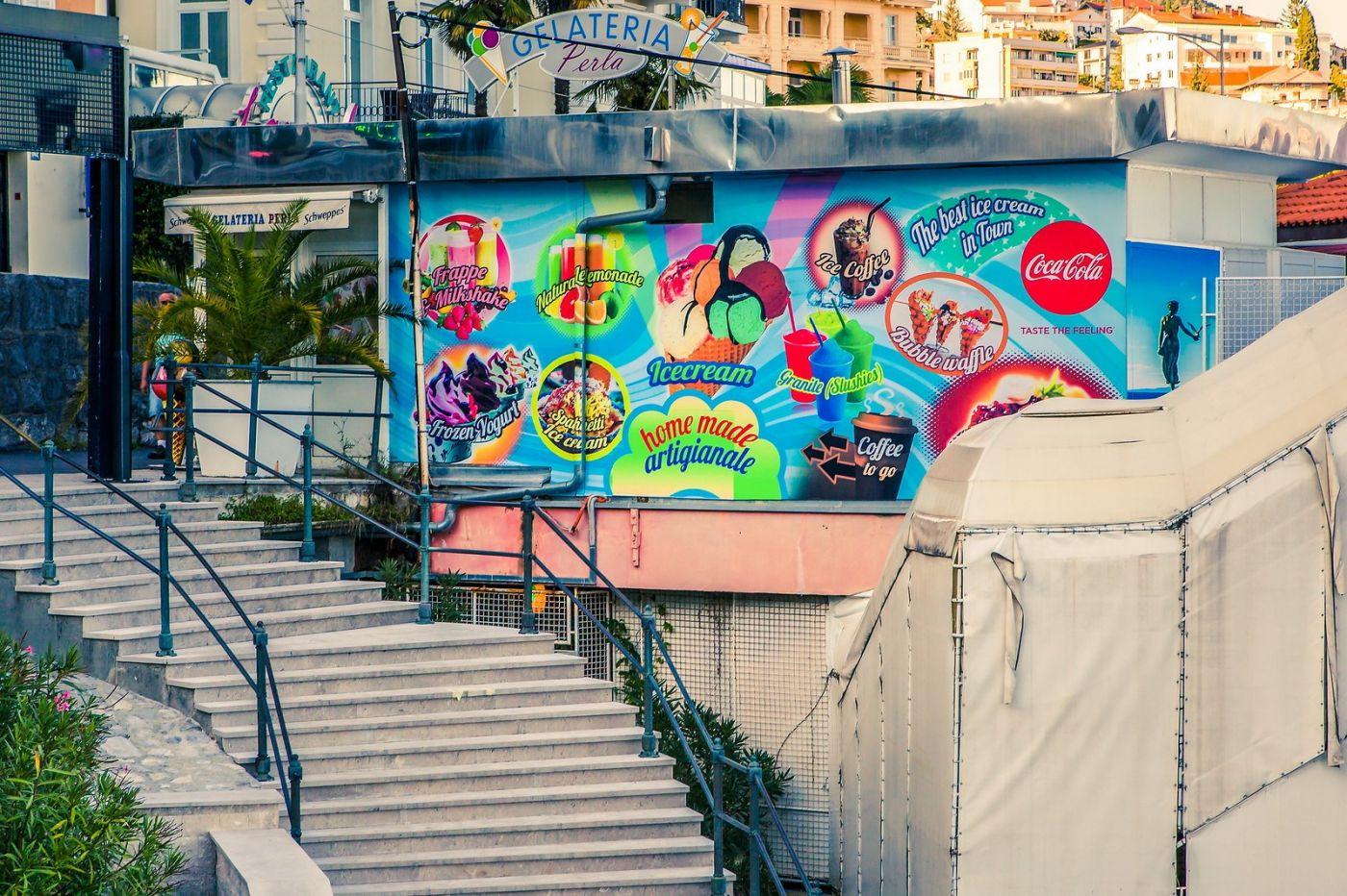 克罗地亚奥帕蒂亚(Opatija),洒满阳光的海滨城市_图1-19