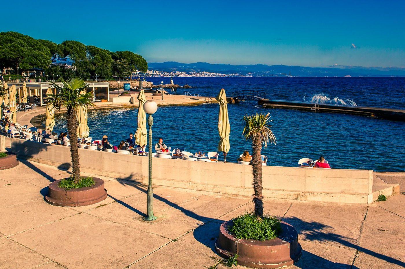 克罗地亚奥帕蒂亚(Opatija),洒满阳光的海滨城市_图1-20