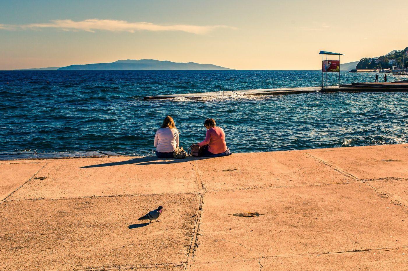 克罗地亚奥帕蒂亚(Opatija),洒满阳光的海滨城市_图1-24