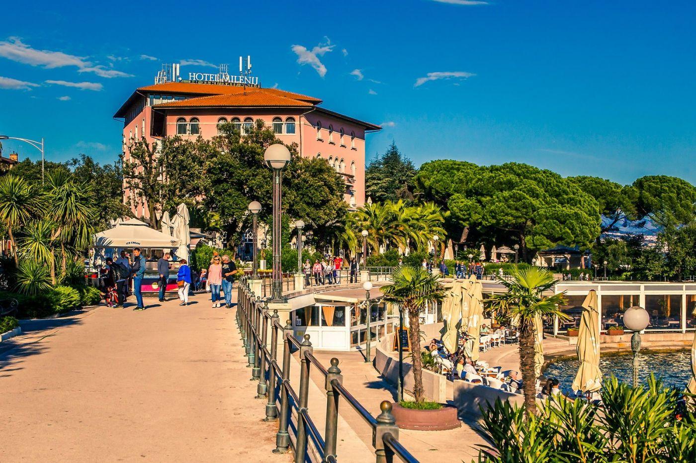 克罗地亚奥帕蒂亚(Opatija),洒满阳光的海滨城市_图1-23