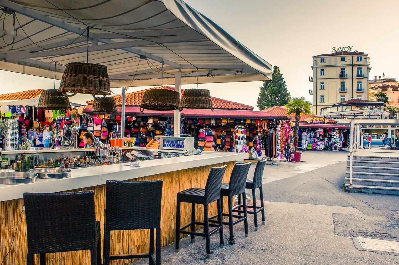 克罗地亚奥帕蒂亚(Opatija),洒满阳光的海滨城市_图1-31