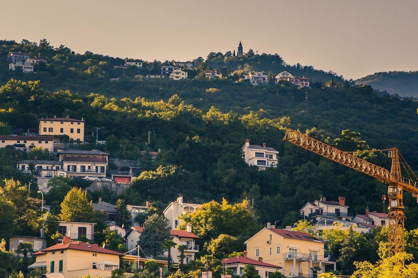克罗地亚奥帕蒂亚(Opatija),洒满阳光的海滨城市_图1-29