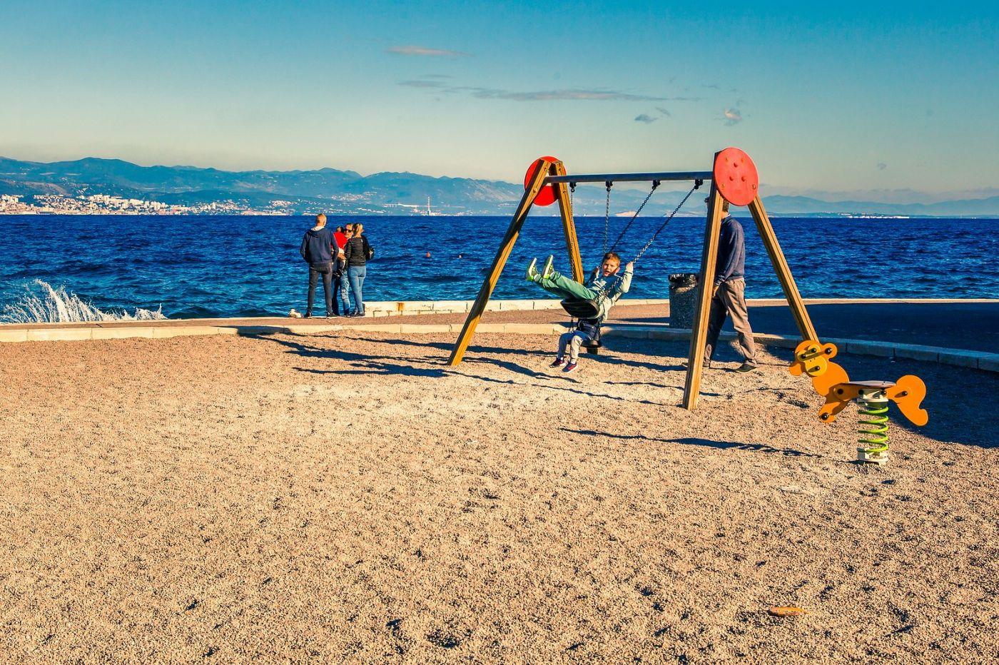 克罗地亚奥帕蒂亚(Opatija),洒满阳光的海滨城市_图1-40
