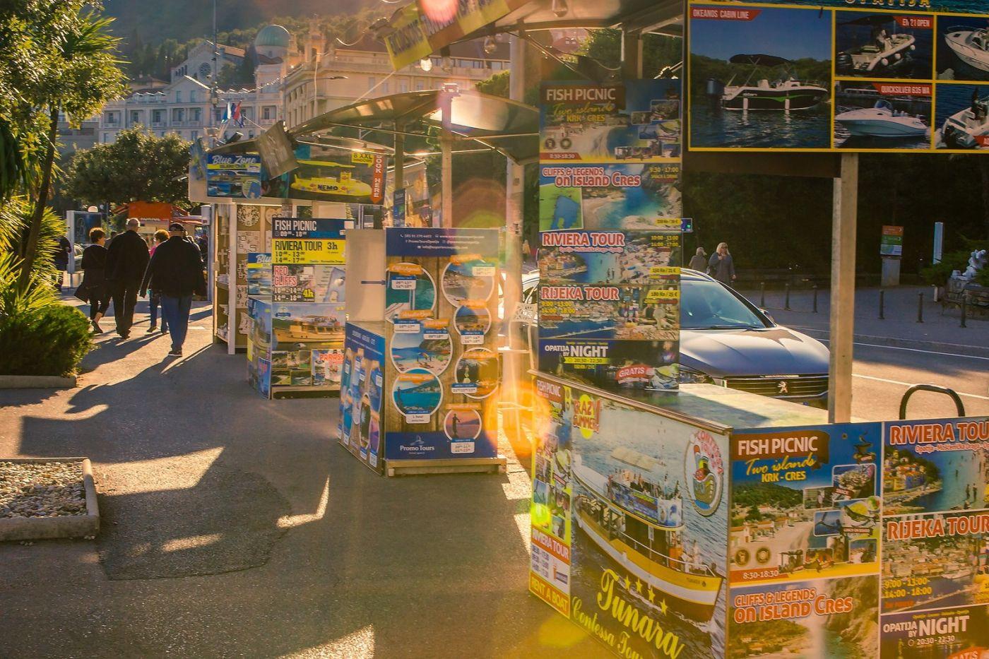 克罗地亚奥帕蒂亚(Opatija),洒满阳光的海滨城市_图1-39