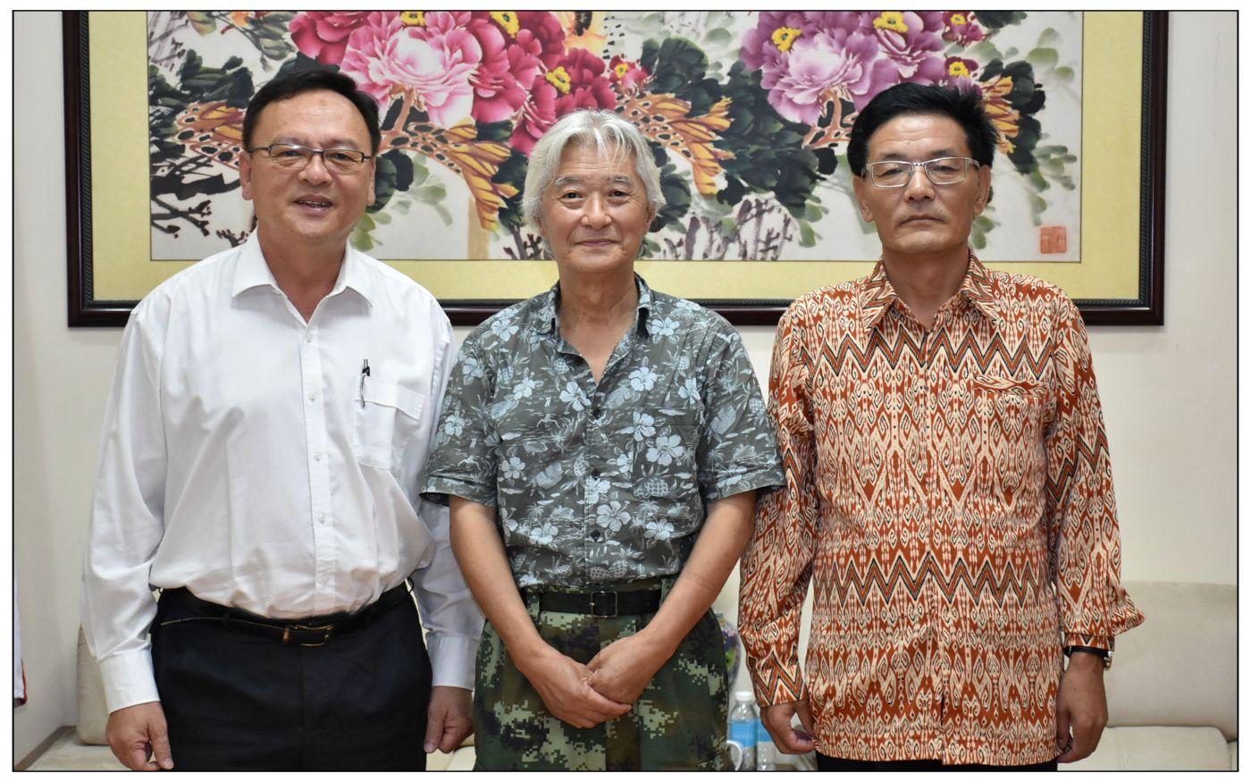 牛志高马来西亚画展掠影2019.10.01_图1-17