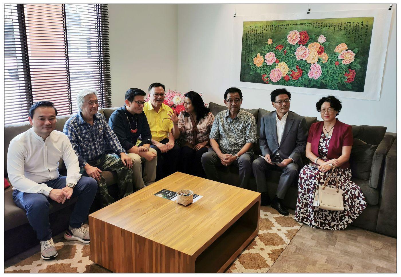 牛志高马来西亚画展掠影2019.10.01_图1-8