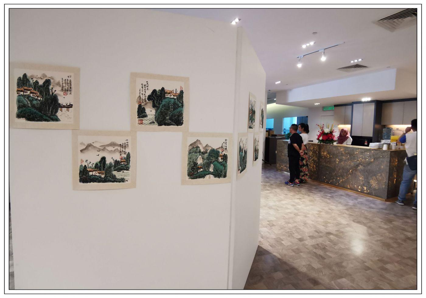牛志高马来西亚画展掠影2019.10.01_图1-7