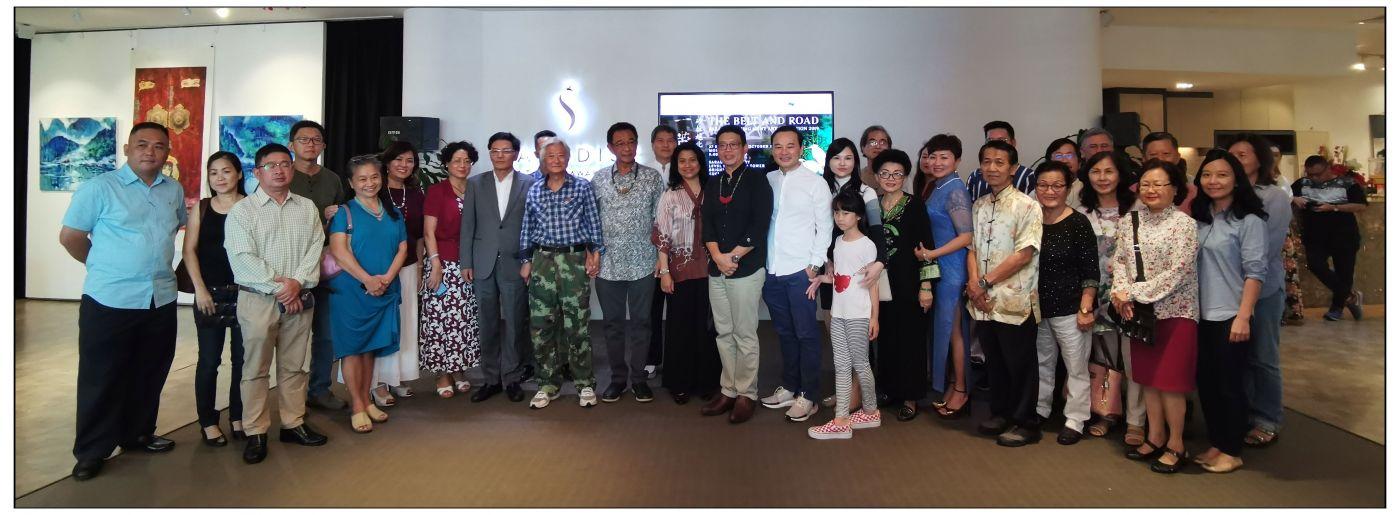 牛志高马来西亚画展掠影2019.10.01_图1-1