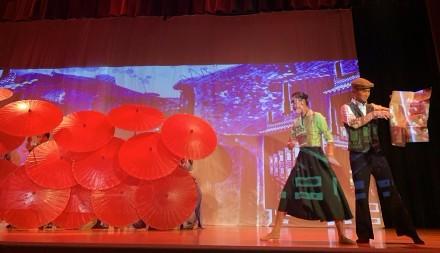 """高娓娓:亲情中华,魅力江苏""""原创舞剧《寻》北美巡演亮相纽约 ..._图1-12"""