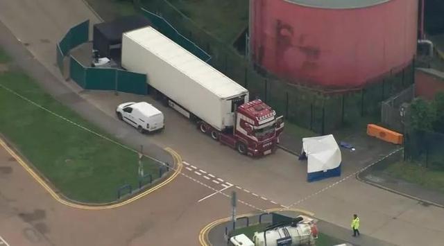 58名中国人偷渡英国遇难案 密闭货柜被困超18小时_图1-2