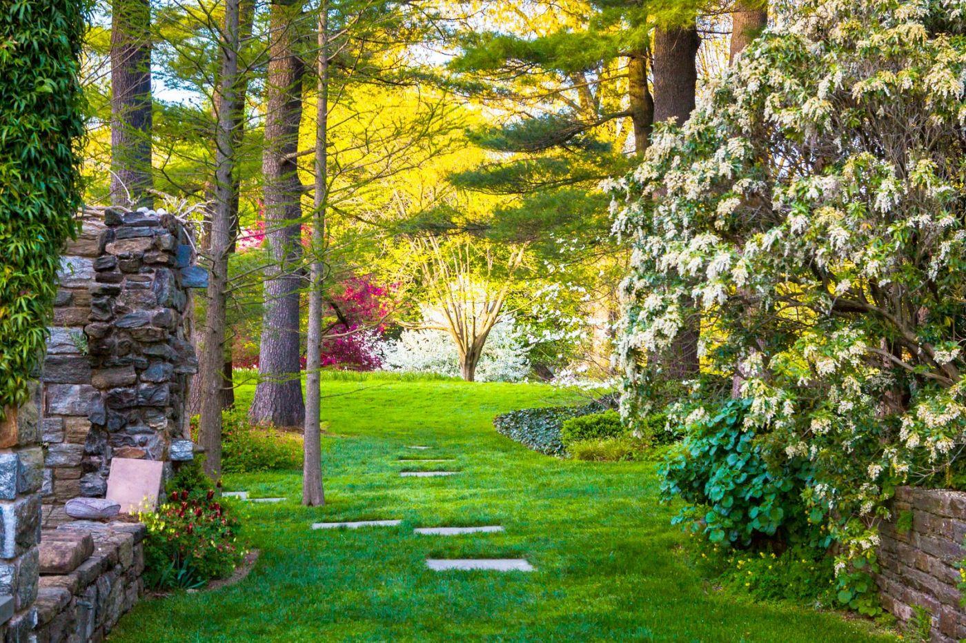 Chanticleer花园,季季有色彩_图1-1