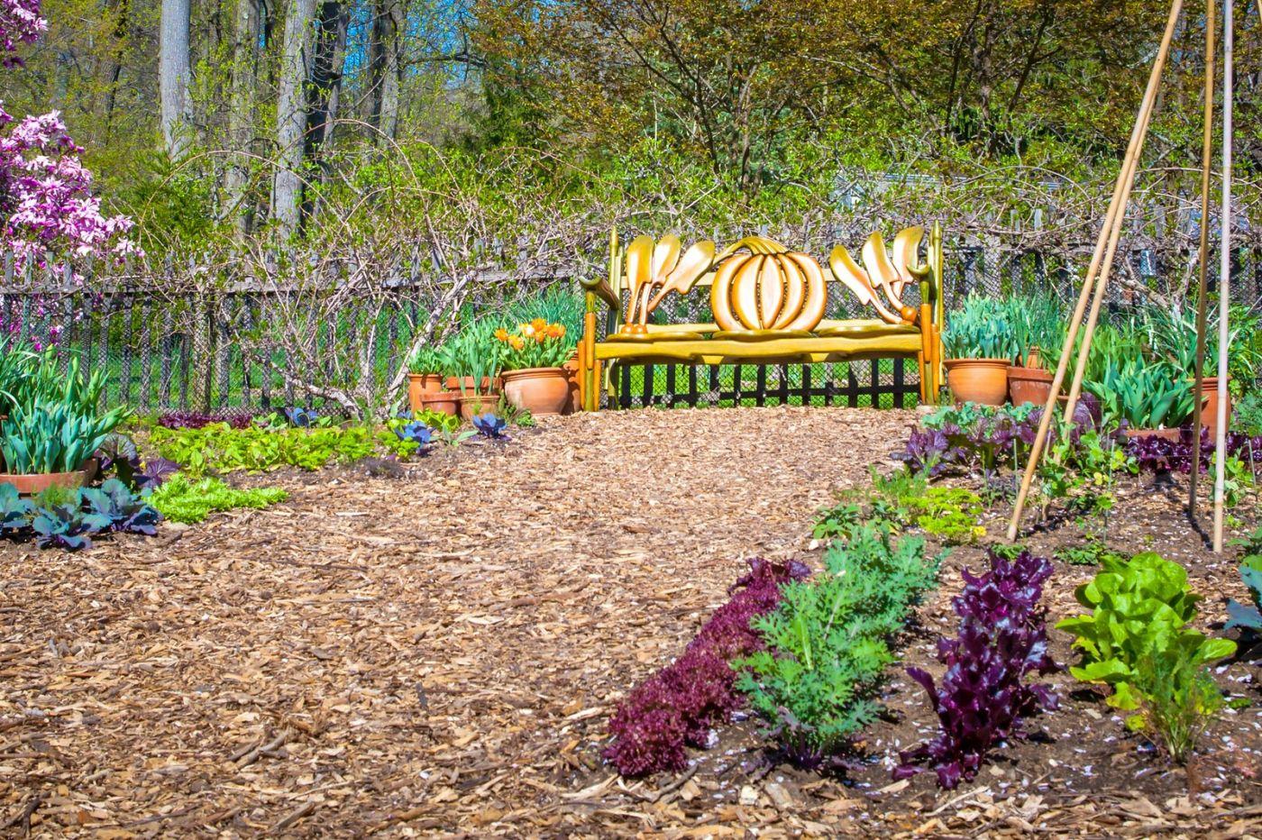 Chanticleer花园,季季有色彩_图1-14