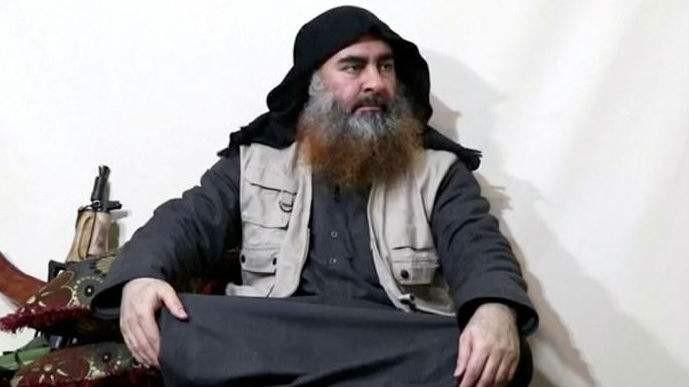 """江淳:伊斯兰国""""哈里发""""巴格达迪被美军击毙_图1-3"""
