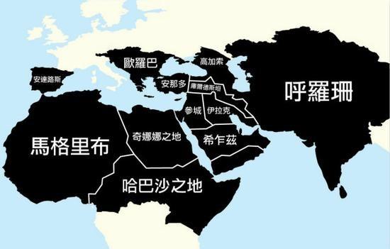 """江淳:伊斯兰国""""哈里发""""巴格达迪被美军击毙_图1-7"""