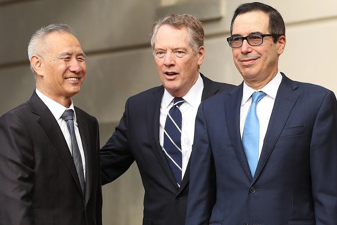 中美第一阶段贸易协议可望提前签订_图1-2