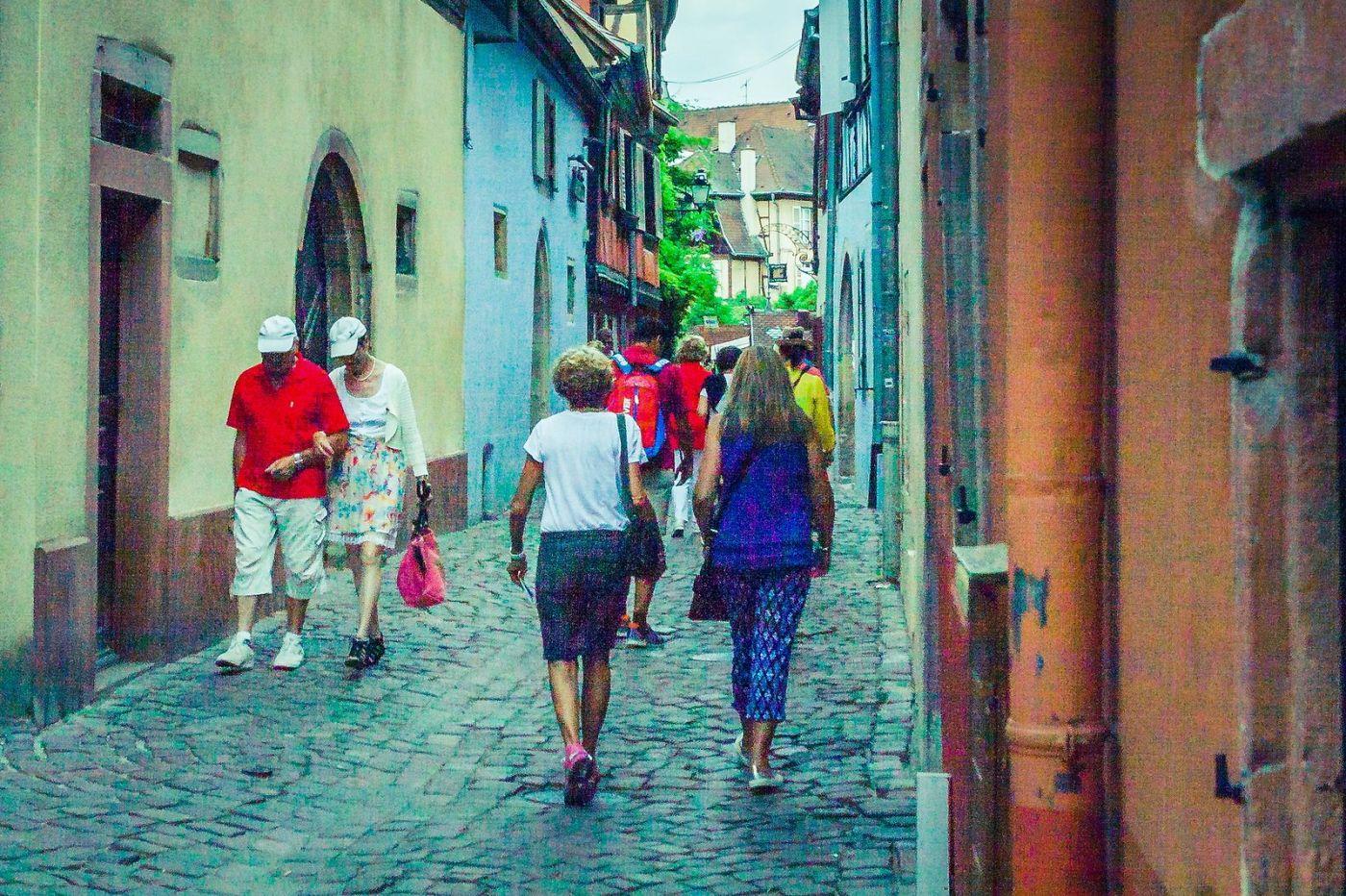 法国科尔马(Colmar),街口路拍_图1-24