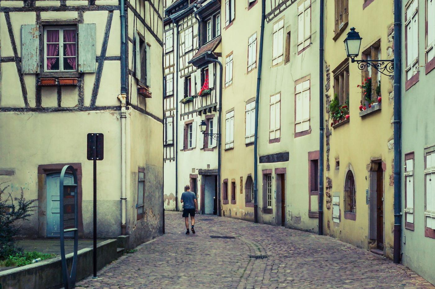 法国科尔马(Colmar),街口路拍_图1-8