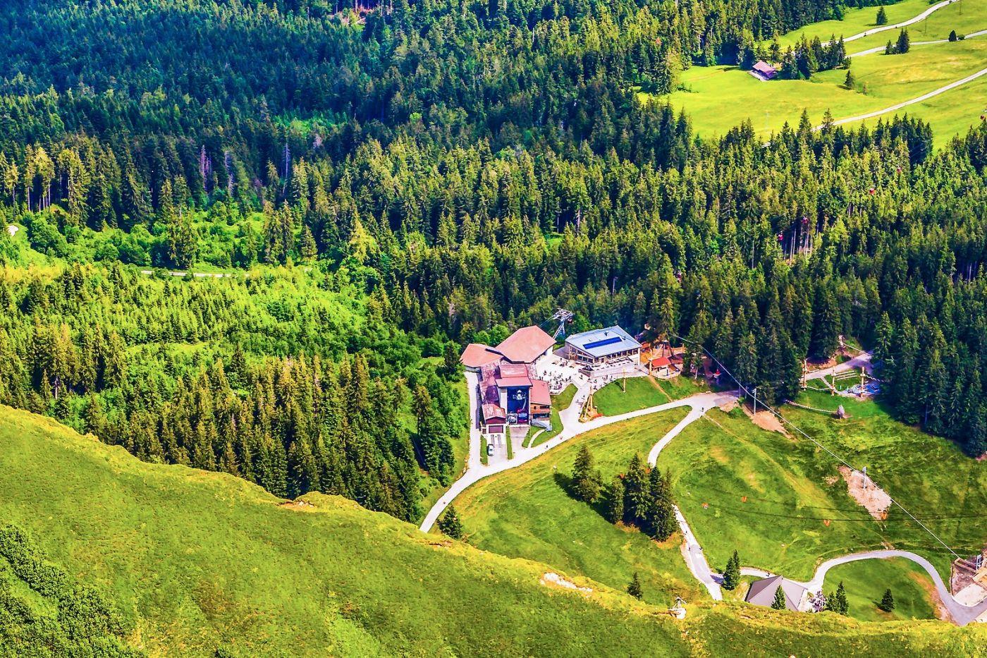 瑞士卢塞恩(Lucerne),登高望远_图1-18