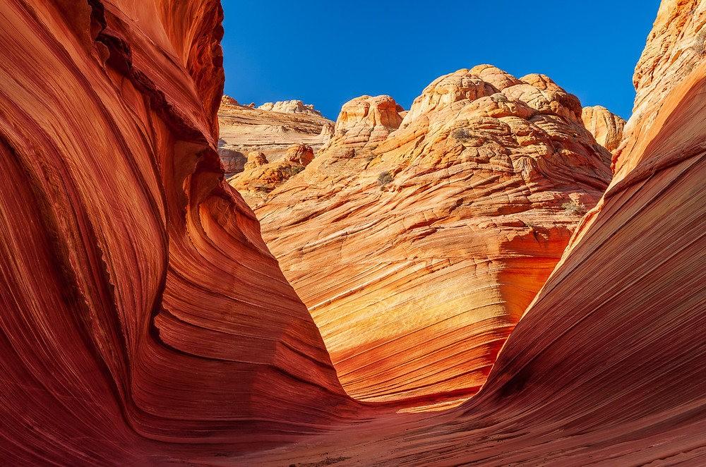 美国最美的地质奇观---浪波_图1-1