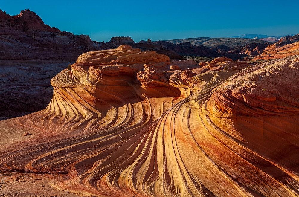 美国最美的地质奇观---浪波_图1-9