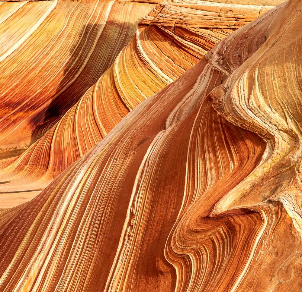 美国最美的地质奇观---浪波_图1-21