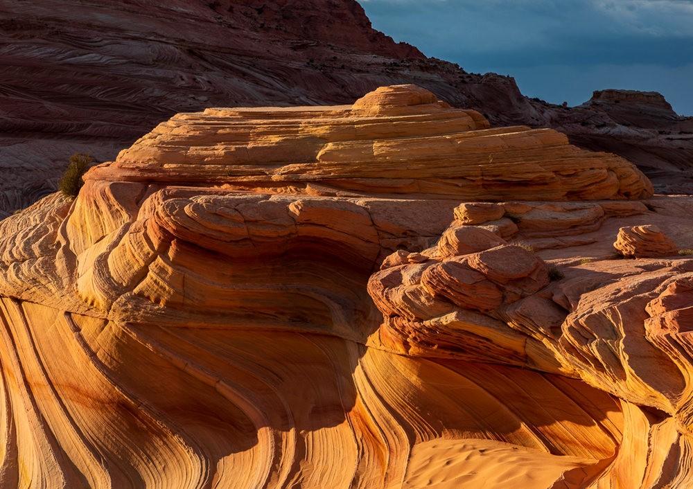 美国最美的地质奇观---浪波_图1-25