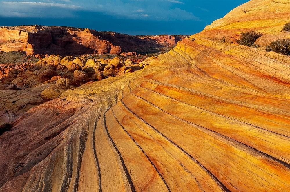 美国最美的地质奇观---浪波_图1-26